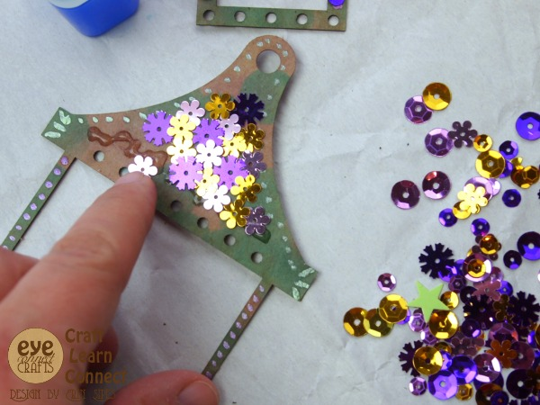 Embellishing Birdcages