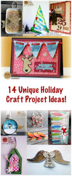14 Unique Holiday Craft Project Ideas