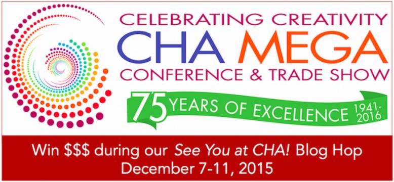 See You at CHA Blog Hop